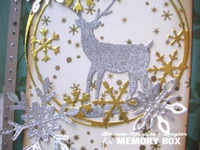 Shabby chic vintage  detail deer