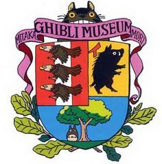 logo musee ghibli
