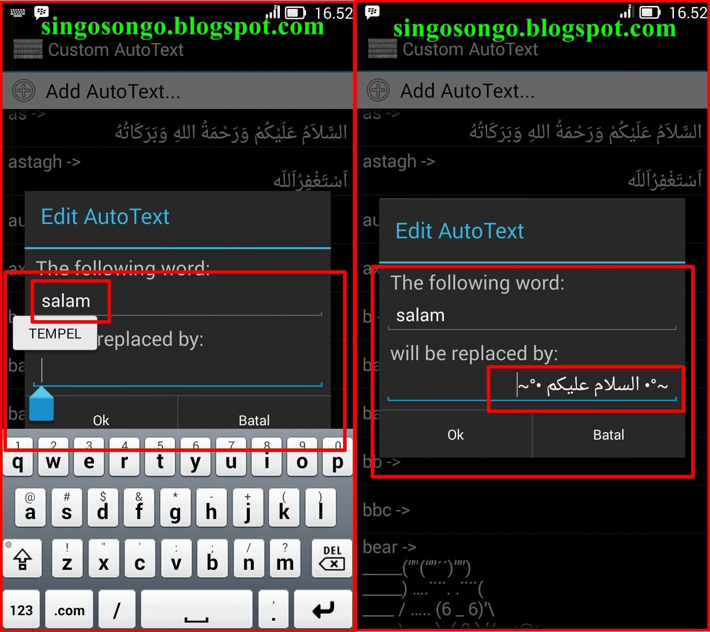 Cara Membuat Emoticon Bbm Android » drugfunctasuf ml