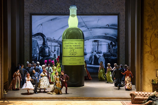 Chabrier L'Étoile at Royal Opera House © ROH 2016. Photograph by Bill Cooper
