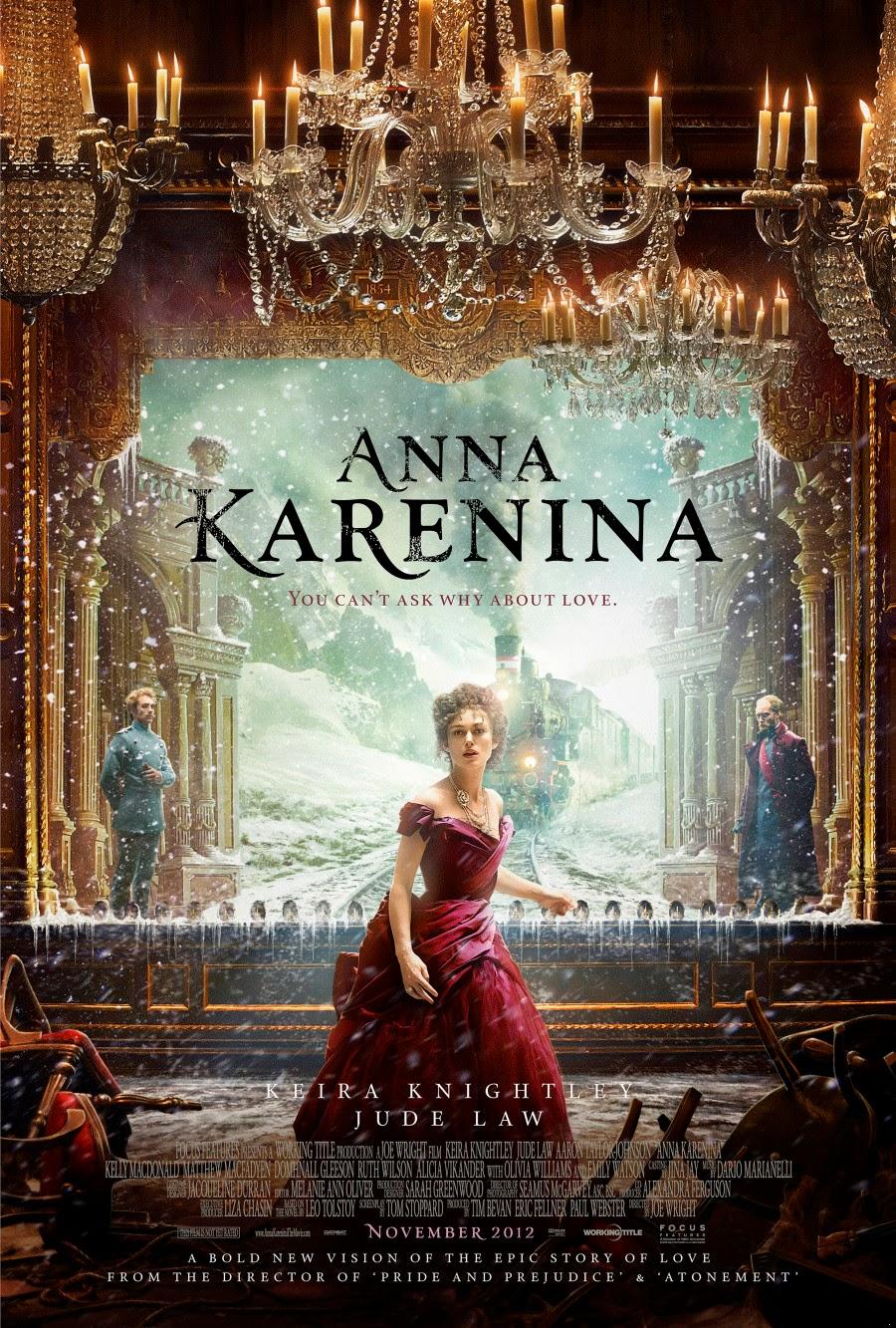 Anna Karenina อันนา คาเรนิน่า รักร้อนซ่อนชู้ [HD]