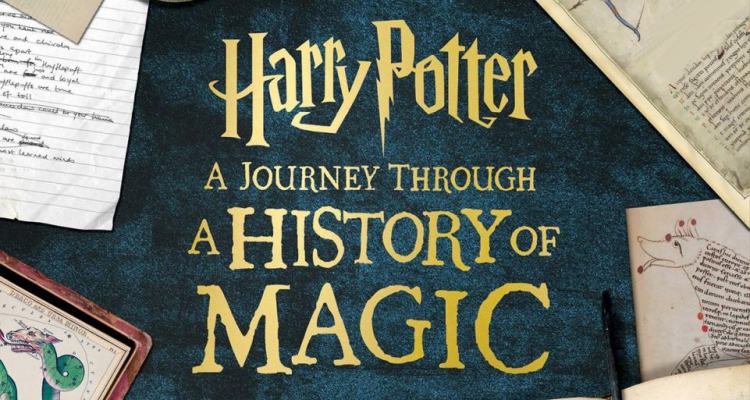 A History of Magic Exhibition Visiting NYC