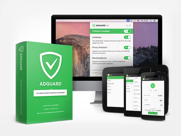 Adguard Premium Discount coupon for Lifetime Subscription