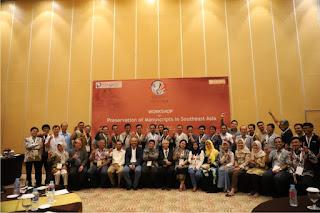 DREAMSEA Gelar Workshop Preservasi Naskah Kuno Asia Tenggara