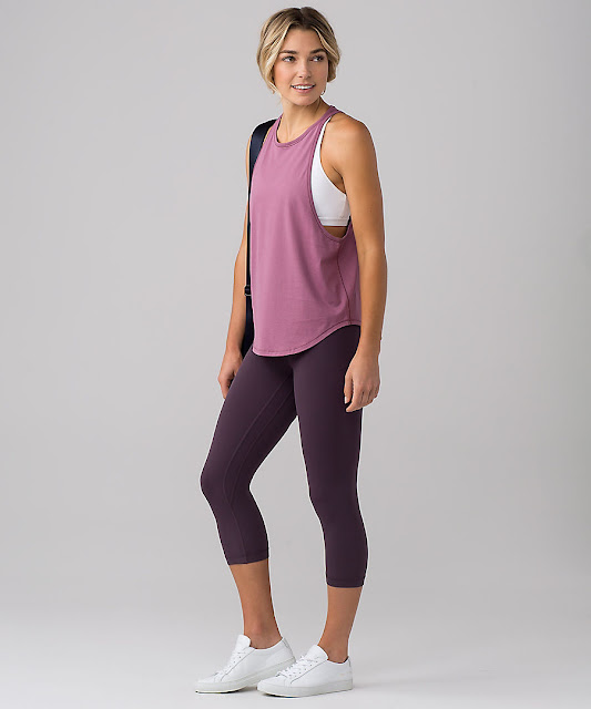 lululemon tank figue