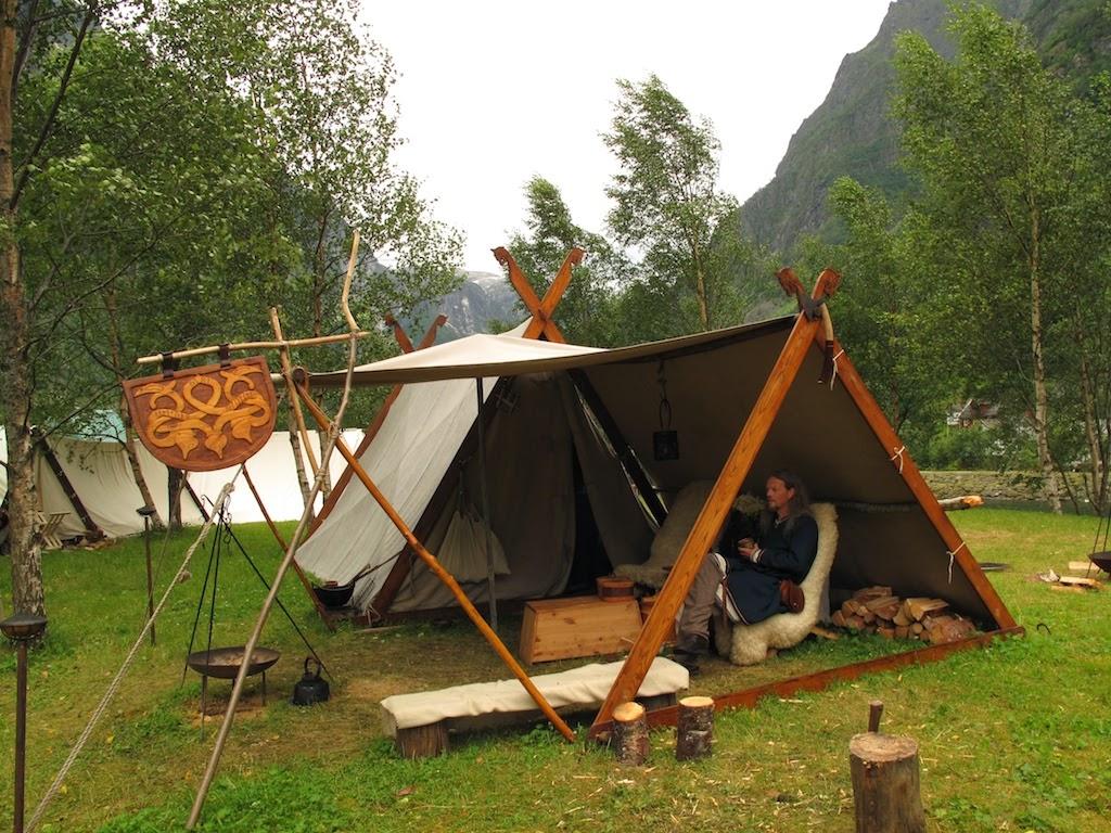 The Happy Viking Blog: A Viking Saga - Shelter and Ship