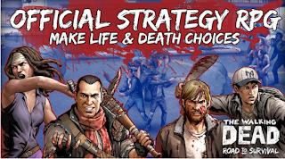 The Walking Dead apk download