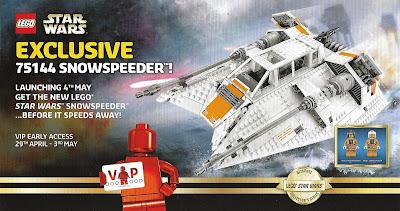Snowspeeder [75144]