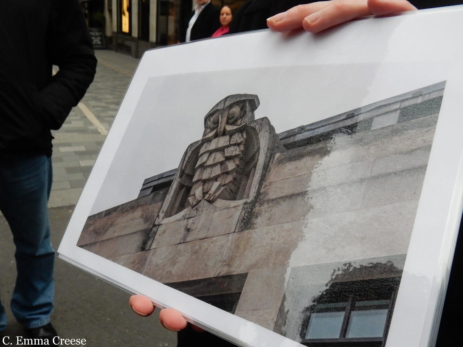 London Art Deco walking tours
