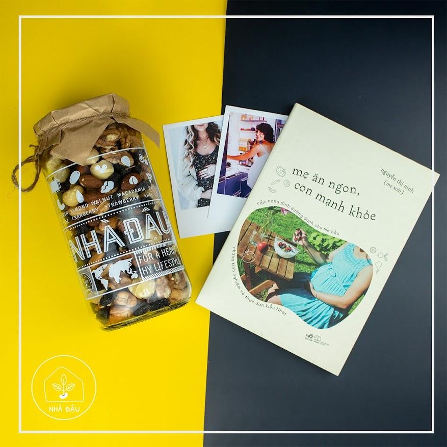 [A36] Mua gì cho Bà Bầu để tặng quà có kèm thiệp quà Mẹ Bầu