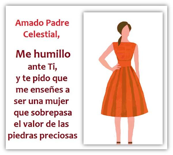 La Oración de la Mujer Virtuosa - Para Alcanzar tu Máximo Potencial