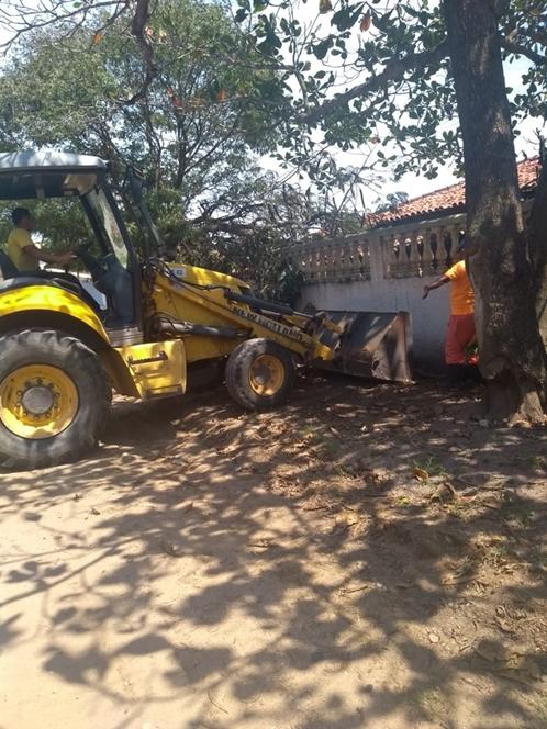 Mais 6 bairros receberam ações de manutenção e conservação da Prefeitura de São Pedro da Aldeia