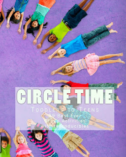 Best Ever Circle Time Group Games Book