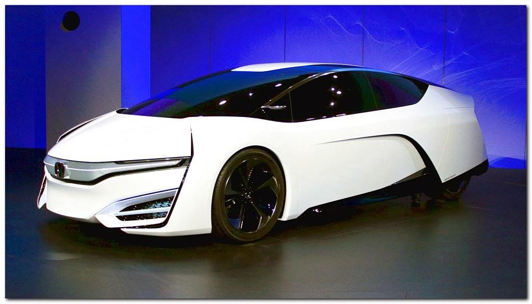 cool 2015 honda fcev concept future cars. Black Bedroom Furniture Sets. Home Design Ideas