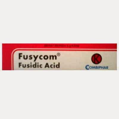 Fusycom Cream : Fusidic Acid 20 mg