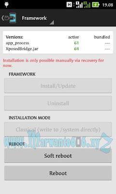 Cara Memasang Xposed Installer Pada Zenfone 4