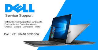 Dell Laptop Service Center in Chennai