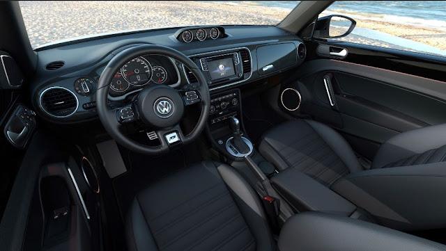 Volkswagen Beetle 2017 - Opción 3 de 3 para la tapicería interna