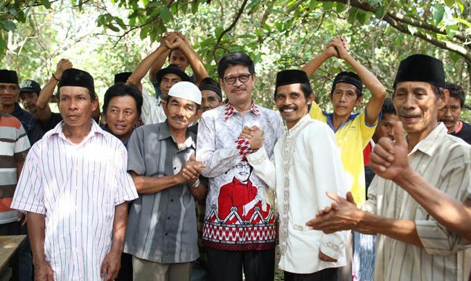Kerabat NA di Bantaeng Berikrar Menangkan IYL-Cakka