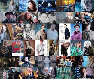 Autograf zagranicznej gwiazdy, jak pisać list, podpisy obsady Harry'ego Pottera, Harry Potter cast autohraphs, kolekcjonowanie autografów