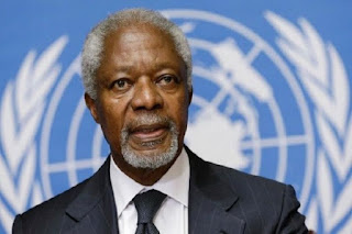 Former UN General Secretary Kofi Annan passes away