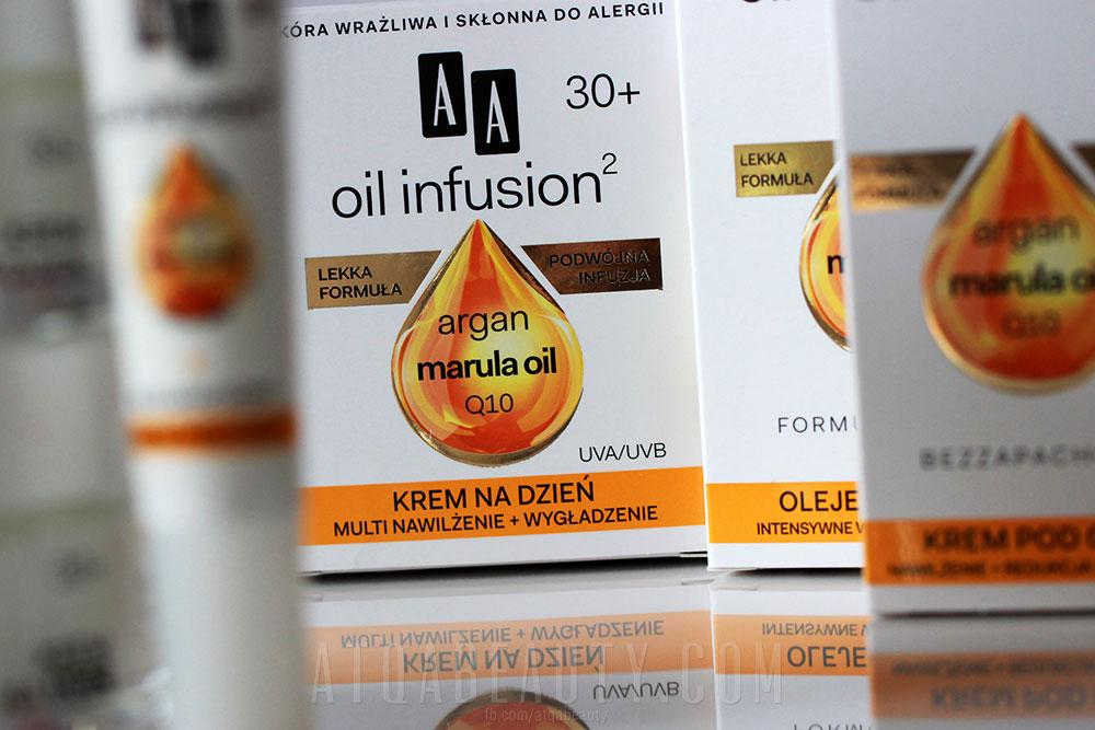 CZYTAJ DALEJ >> Linia AA Oil Infusion2 30+