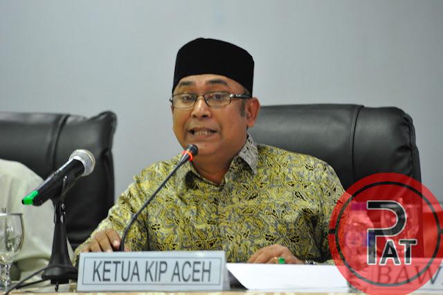 KIP Aceh Pindah Kantor