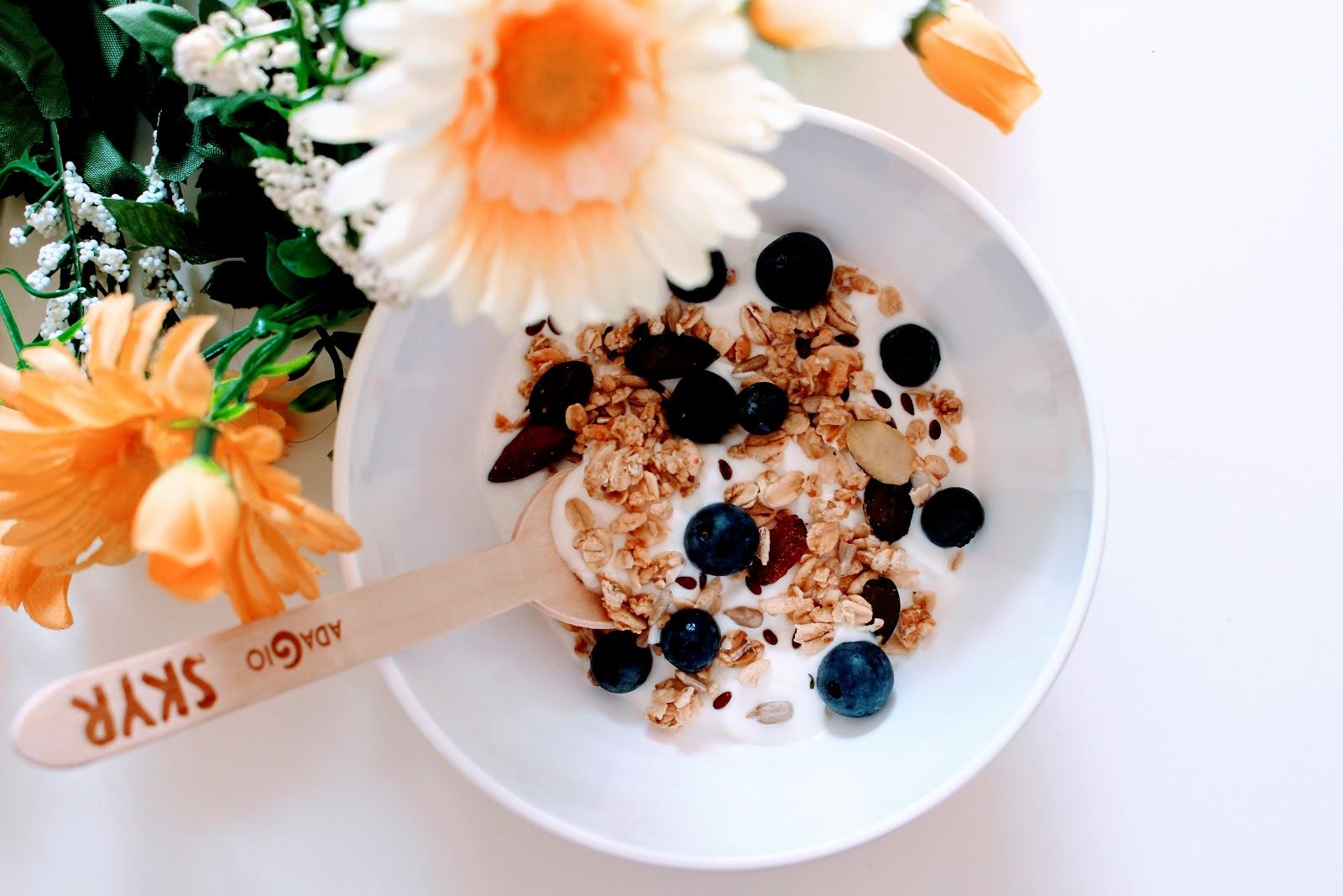 Pequeno almoço saudável