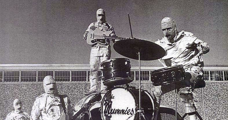 the Mummies Band 2