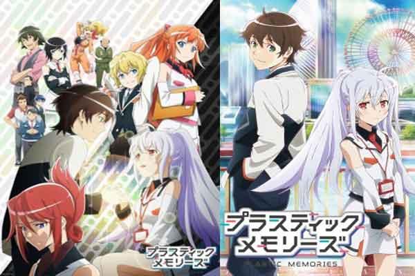 Anime yang bikin nangis menurut orang dewasa Jepang - Plastic Memoires