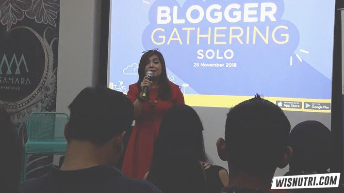 PAXEL Antarkan Kebaikan Blogger Gathering Solo
