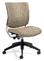 Global Graphic Chair Features