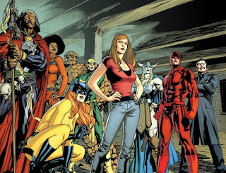 Jessica Jones -  New Avengers