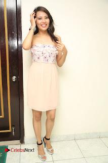 Actress Sagarika Pictures in Short Dress at Friend Request Press Meet  0356.JPG