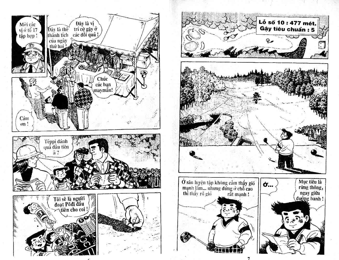 Ashita Tenki ni Naare chapter 26 trang 2