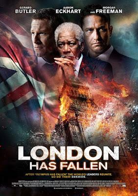 ตัวอย่างหนังใหม่ : London Has Fallen (ผ่ายุทธการถล่มลอนดอน) ซับไทย poster6