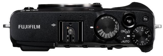 Fotografia della Fujifilm X-E3