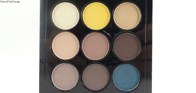Mac Eye Shadow x9 - She's A Model