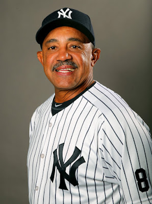 reggie jackson yanks first base coach