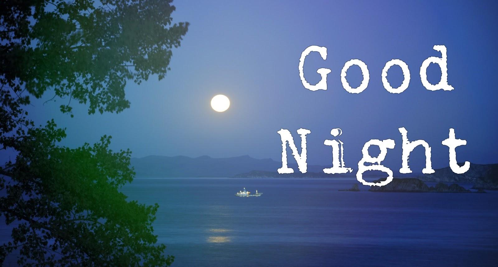 Top 10+ Beautiful Good Night Wallpaper