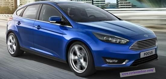 2017 Ford Focus Sedan 1.0-Liter Reviews