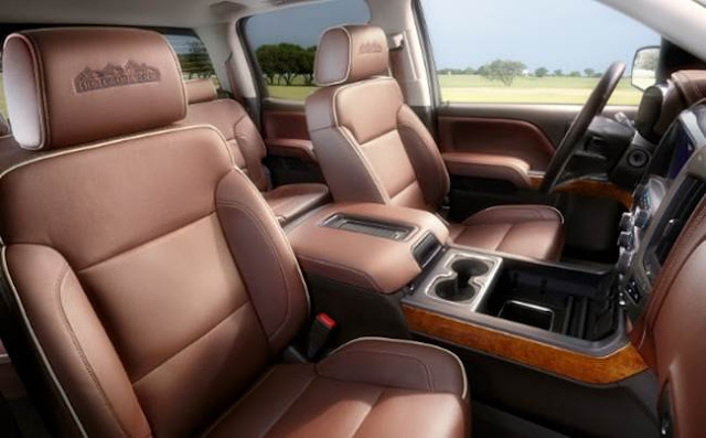 2018 Chevy Silverado 1500 Diesel Redesign