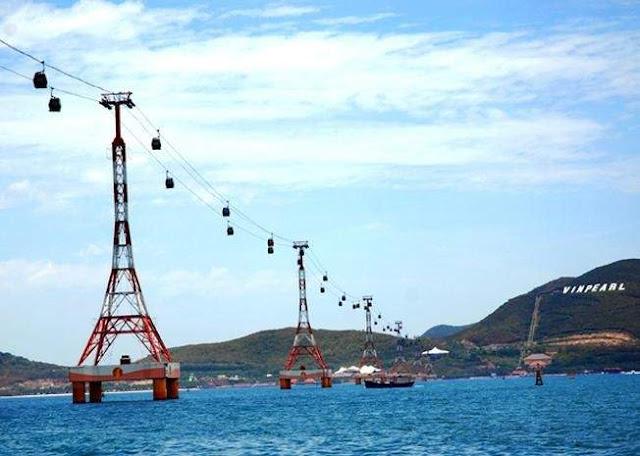 Nha Trang: Vị mặn của biển quấn quyện chân người