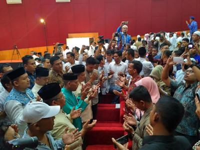 Debat calon wali Kota Banda Aceh 2017