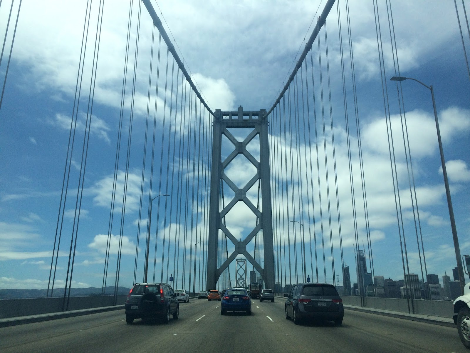 Visiting San Francisco by car