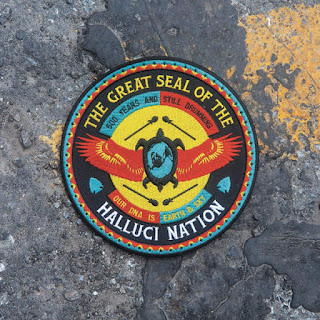 A Tribe Called Red - We Are The Halluci Nation (2016) - Album Download, Itunes Cover, Official Cover, Album CD Cover Art, Tracklist