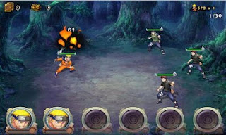 Naruto World of Ninjas