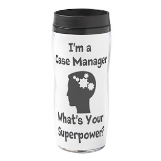 See more gift ideas in the online store CAFEPRESS.COM/CASEMANAGEMENTBASICS