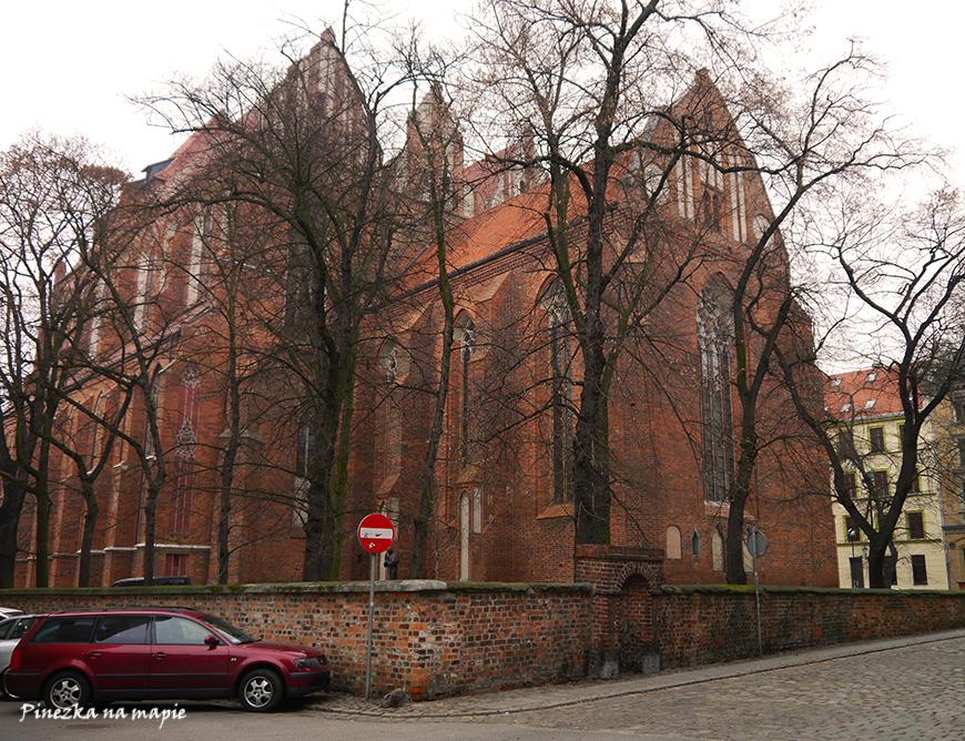 katedra Jana Chrzciciela w Toruniu