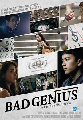 Bad Genius (2017) Bluray Subtitle Indonesia